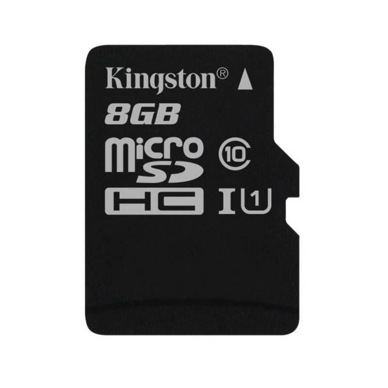 Pamäťová karta Kingston MicroSDHC 8GB UHS-I U1 (45R/10W) (SDC10G2/8GBSP)