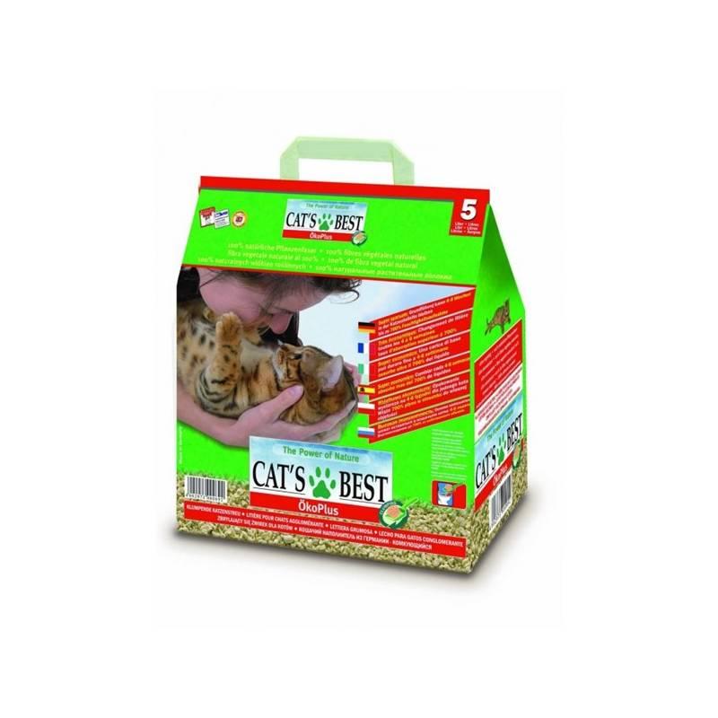 Podstielky Cats Best Oko Plus 5L/2,25 kg