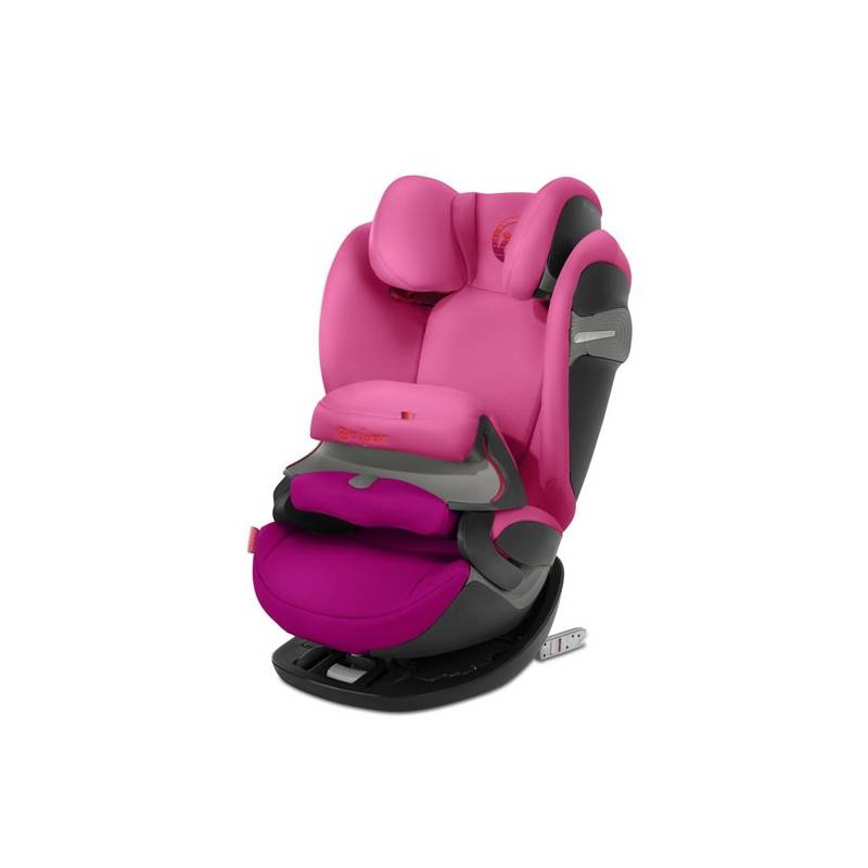 Autosedačka Cybex Pallas S-fix 2018, 9-36kg, Passion Pink + Doprava zadarmo