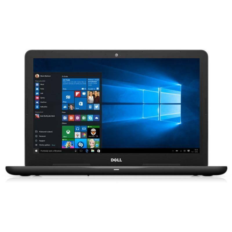 Notebook Dell Inspiron 15 5000 (5567) (N-5567-N2-515K) čierny + Doprava zadarmo