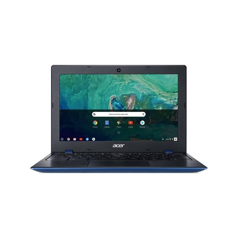 Notebook Acer Chromebook 11 (CB311-8HT-C2NK) (NX.GVKEC.001) černý/modrý