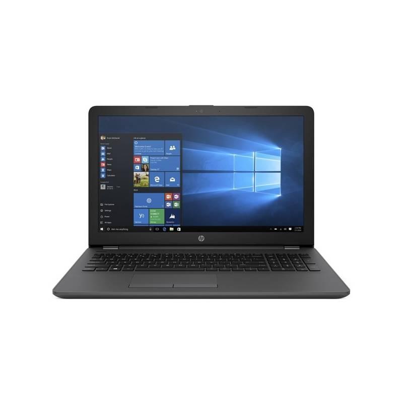 Notebook HP 250 G6 (3VJ24EA#BCM) černý
