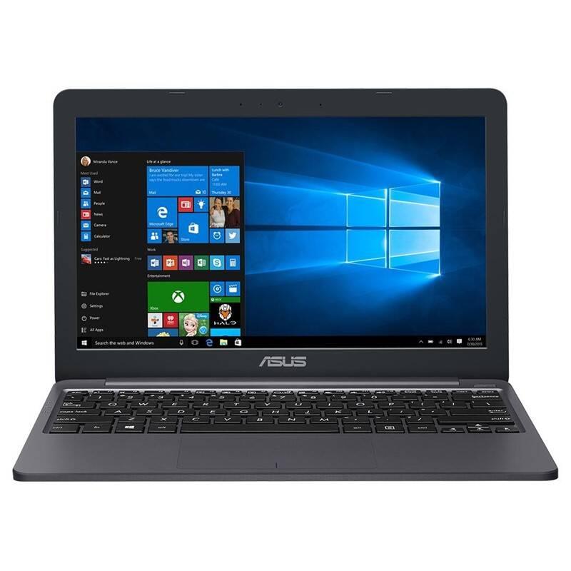 Notebook Asus VivoBook E203MA-FD017T sivý + MS Office 365 pre jednotlivcov (E203MA-FD017TS)