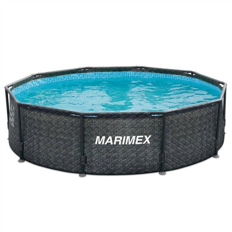 Bazén Marimex Florida 4,57x1,32 m Ratan + Doprava zadarmo