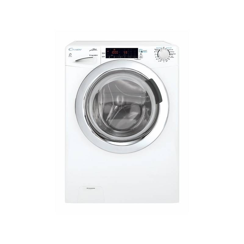 Automatická pračka se sušičkou Candy GVSW 40464TWHC 2-S bílá