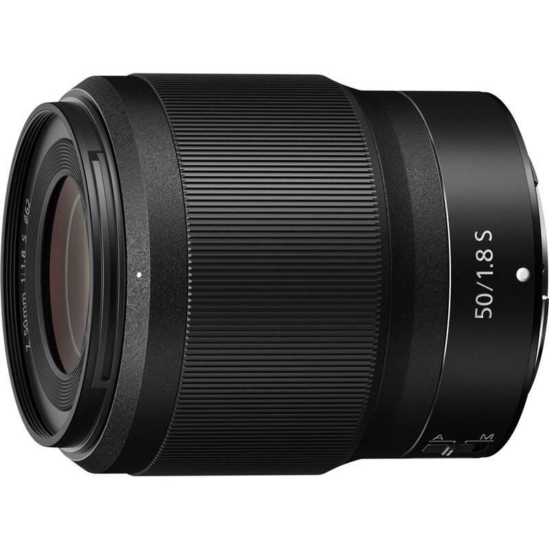 Objektív Nikon NIKKOR Z 50 mm f/1.8 S čierny + Doprava zadarmo