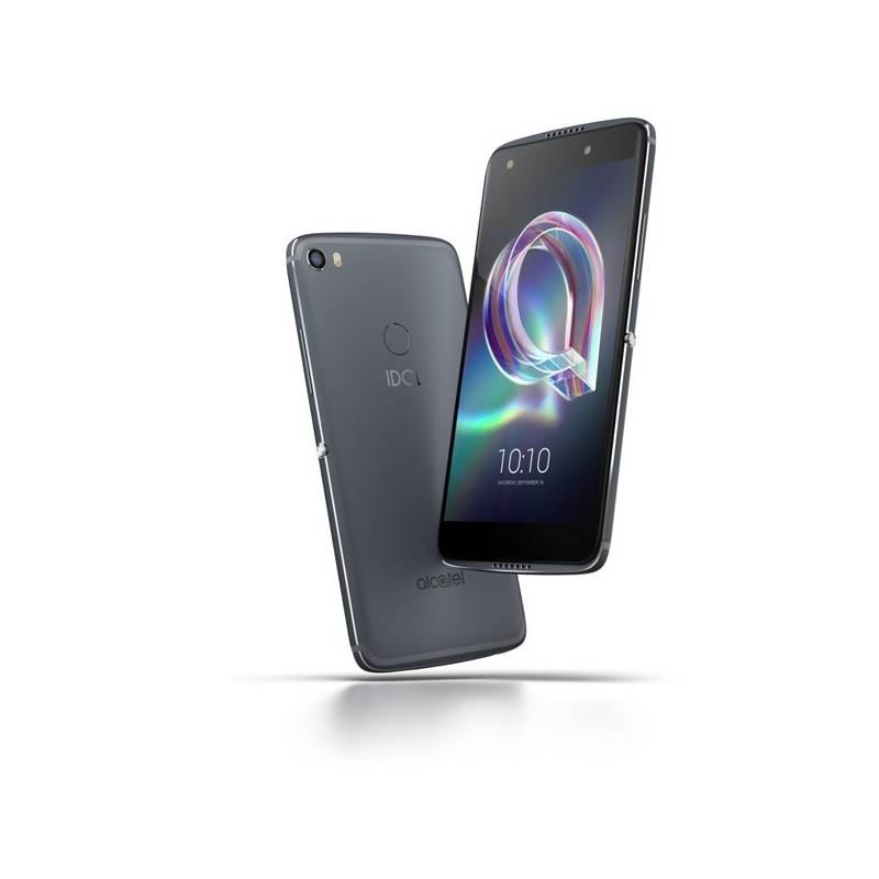 Mobilný telefón ALCATEL IDOL 5S 6060X Single SIM (6060X-2BALE17) sivý Software F-Secure SAFE, 3 zařízení / 6 měsíců (zdarma) + Doprava zadarmo