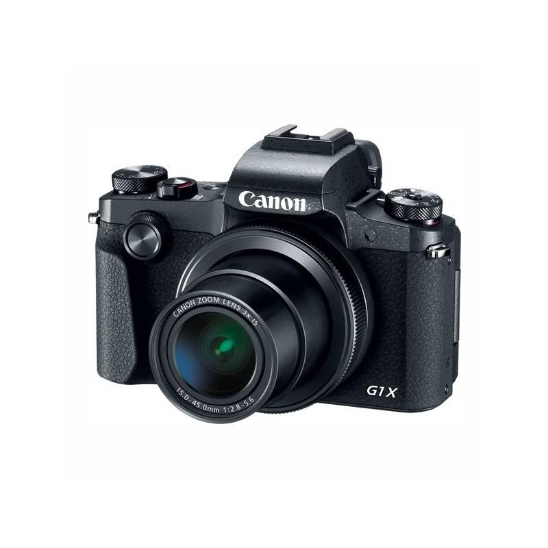 Digitálny fotoaparát Canon PowerShot G1 X Mark III (2208C002) čierny