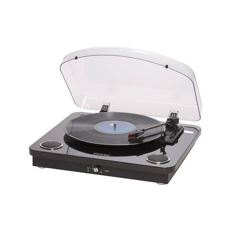 Gramofón Denver VPL-200B čierny