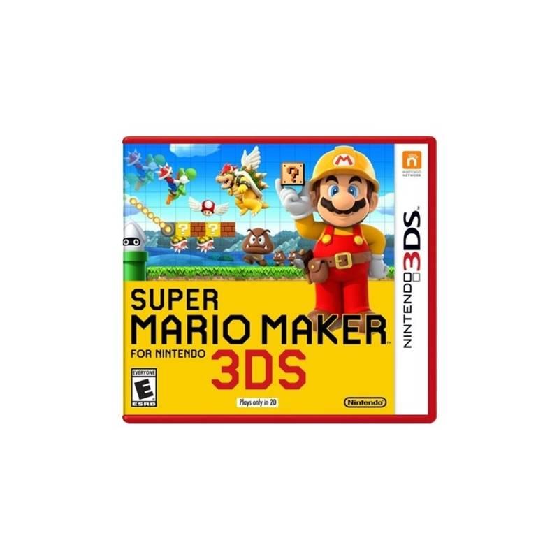 Hra Nintendo 3DS Super Mario Maker (421911)