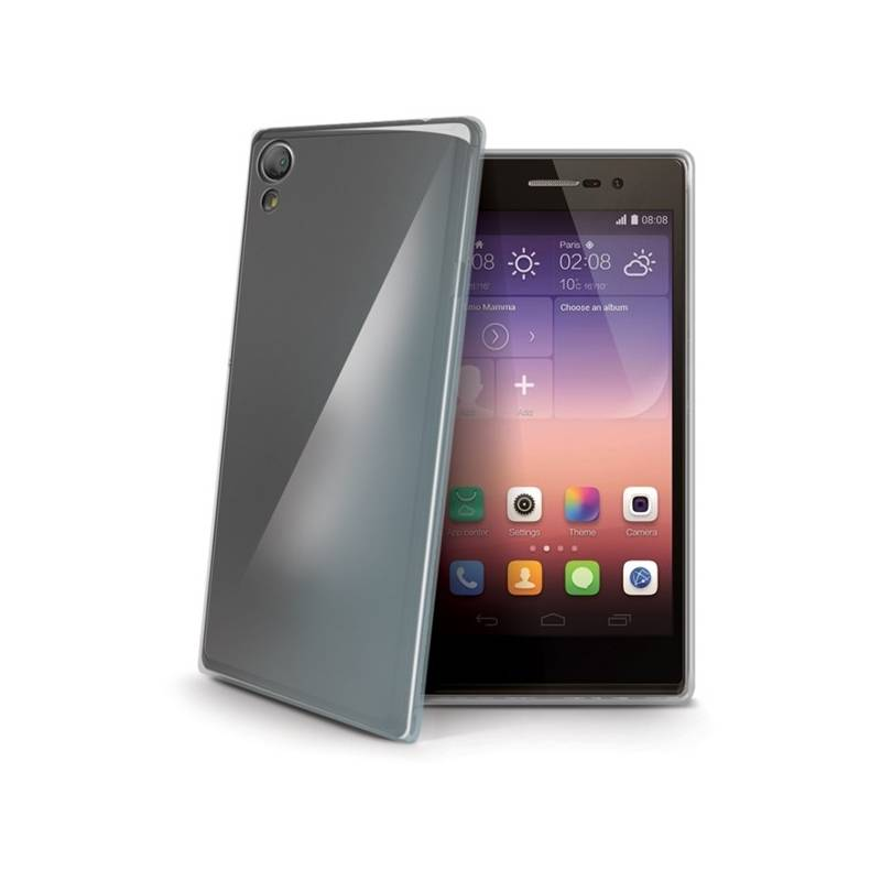 Kryt na mobil Celly Gelskin pro Huawei P8 Lite (GELSKIN507) priehľadný