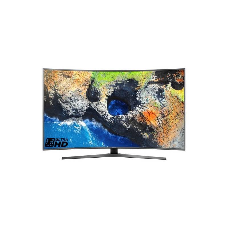 Televízor Samsung UE55MU6652 Titanium + Doprava zadarmo
