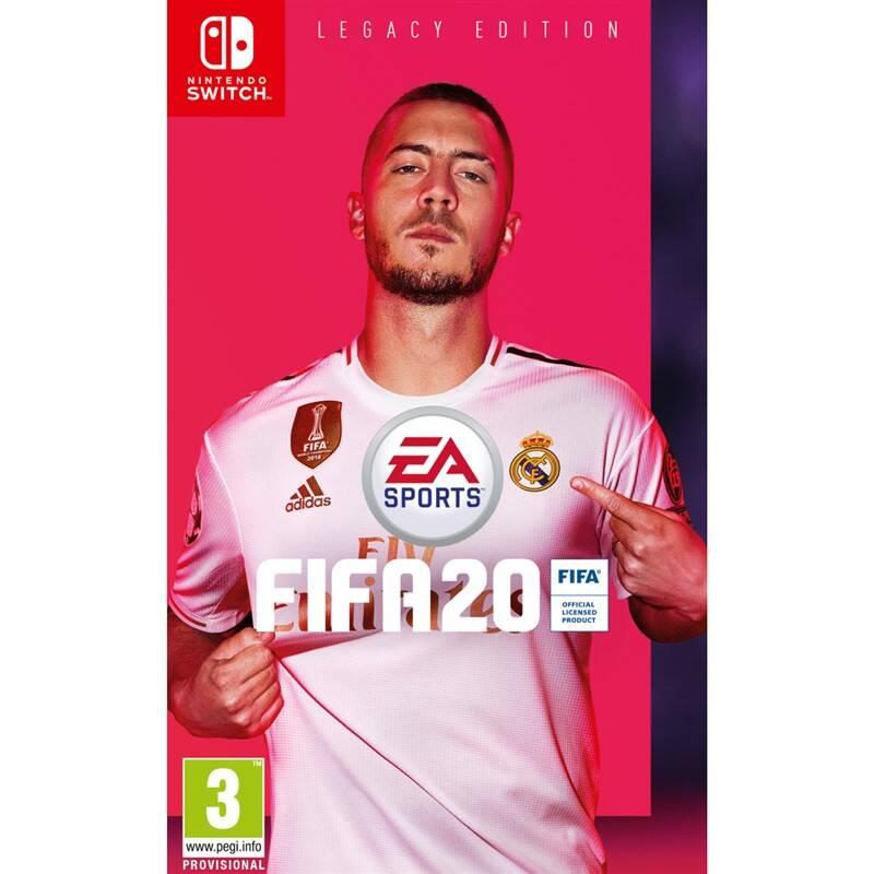 Hra EA Nintendo SWITCH FIFA 20 (NSS201)