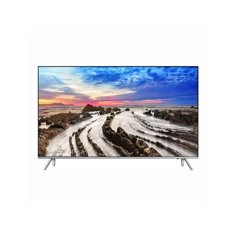 Televízor Samsung UE82MU7002 strieborná + Doprava zadarmo