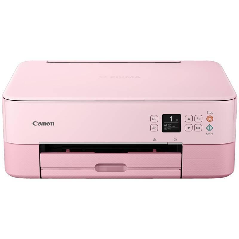 Tlačiareň multifunkčná Canon TS5352 (3773C046AA) ružová