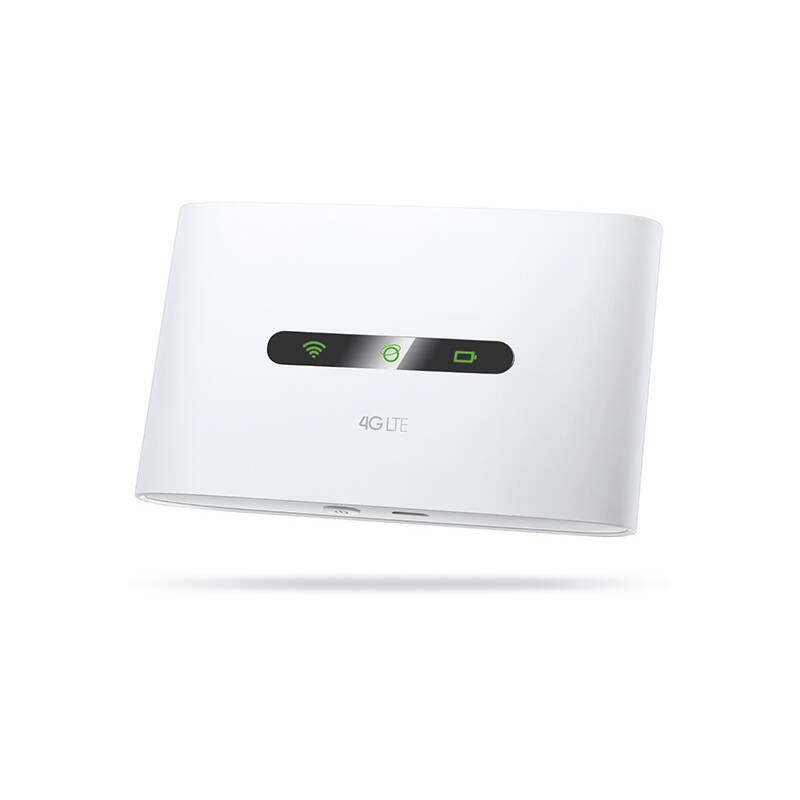 Router TP-Link M7300 4G/LTE (M7300) biely