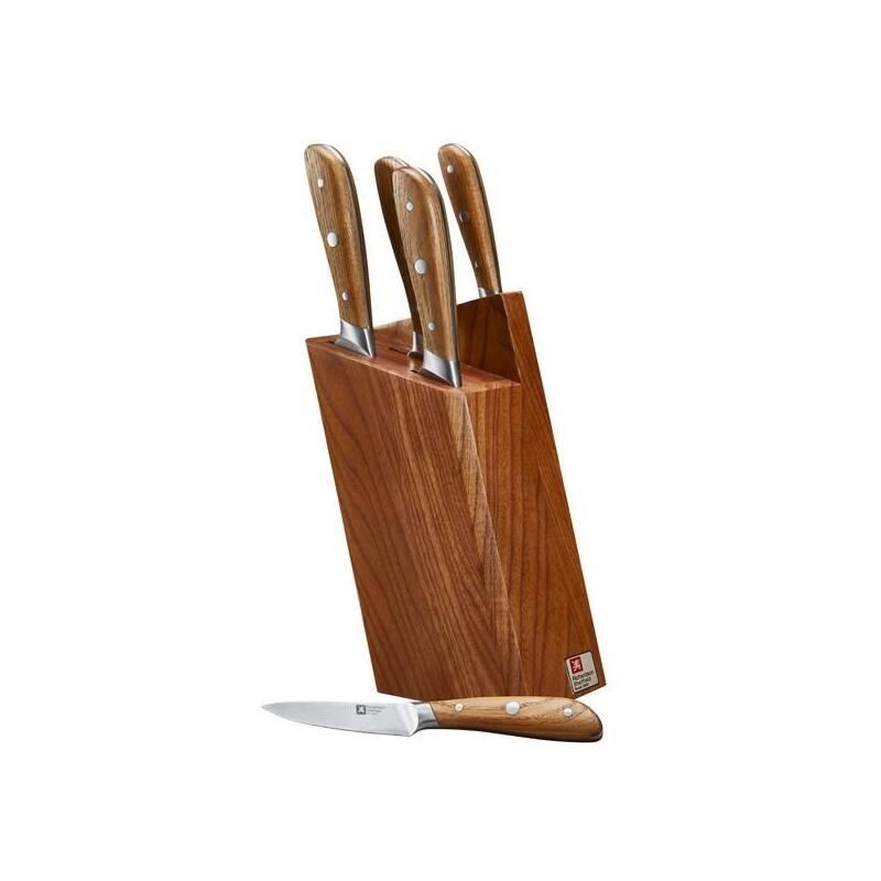 Sada kuchynských nožov Richardson Sheffield SCANDI 5 ks + blok + Doprava zadarmo
