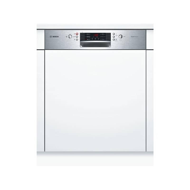 Umývačka riadu Bosch Super Silence SMI46AS04E nerez + Doprava zadarmo