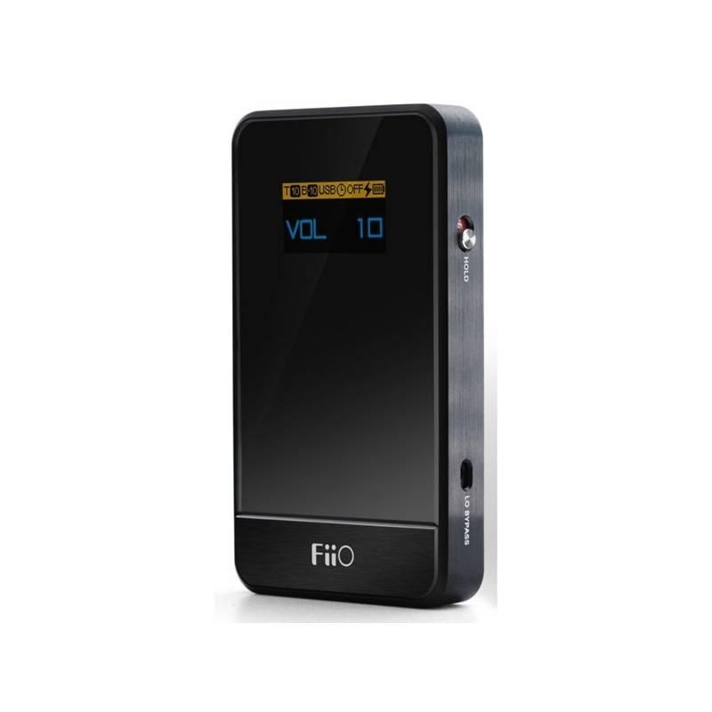 DAC prevodnik FiiO E07K ANDES čierny