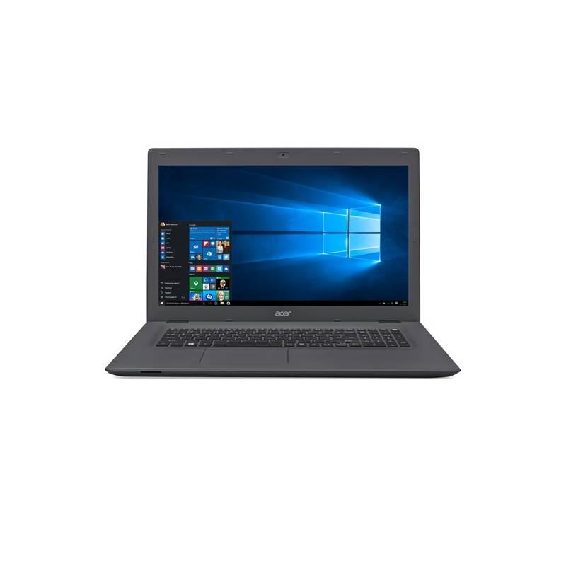 Notebook Acer Aspire E15 (E5-573-30AL) (NX.MVHEC.007) sivý + Doprava zadarmo