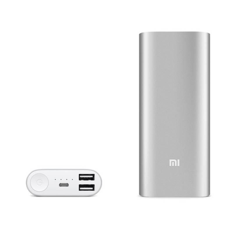Power Bank Xiaomi 16000mAh (NDY-02-AL) hliník
