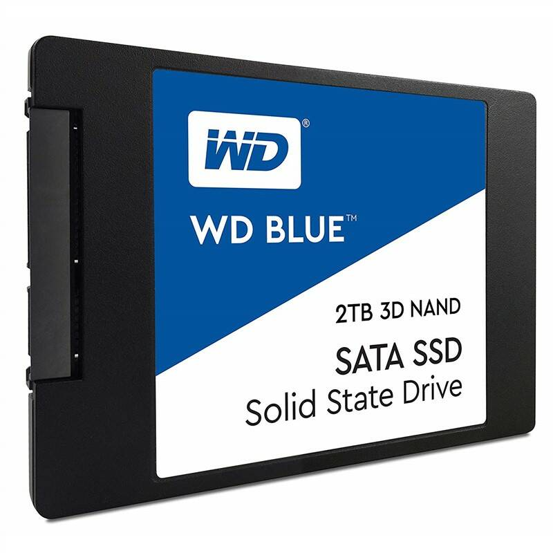 SSD Western Digital Blue 3D NAND 2TB (WDS200T2B0A)