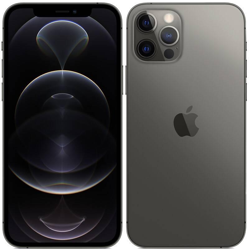 Mobilný telefón Apple iPhone 12 Pro Max 128 GB - Graphite (MGD73CN/A) + Doprava zadarmo