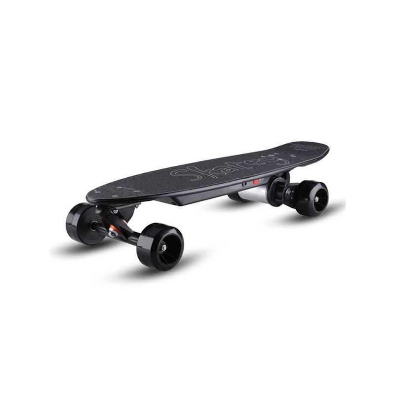 Skateboard elektrický Skatey 150L - černý + Doprava zadarmo
