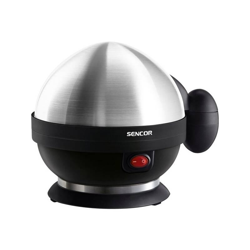 Varič vajec Sencor SEG 720BS čierny