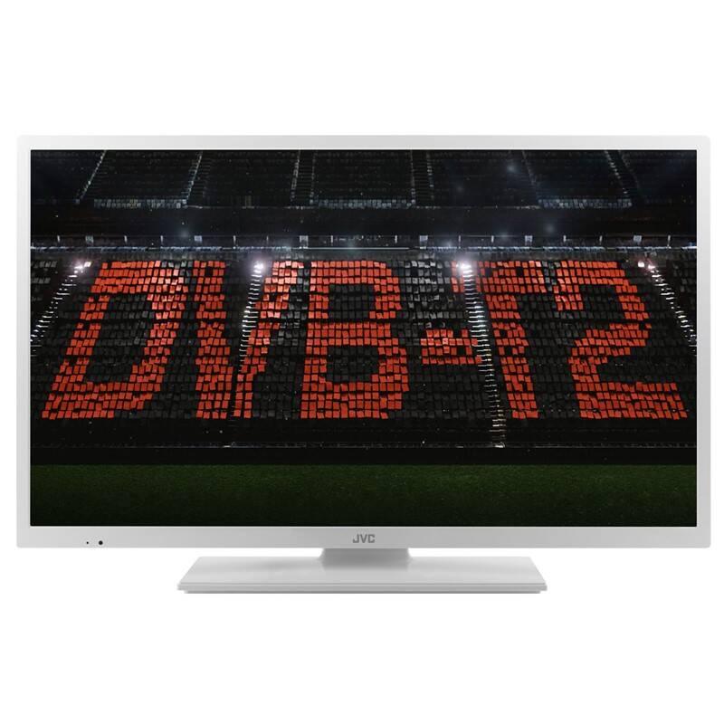 Televize JVC LT-32VW52L bílá + JVC záruka 42 měsíců