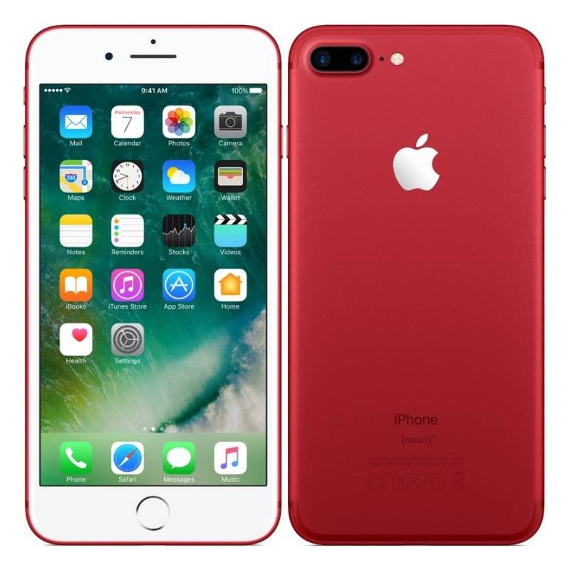 Mobilný telefón Apple iPhone 7 Plus 256 GB - (PRODUCT) Red (MPR62CN/A) + Doprava zadarmo