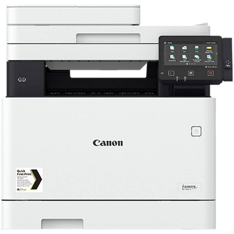 Tlačiareň multifunkčná Canon i-SENSYS MF744Cdw (3101C010AA)