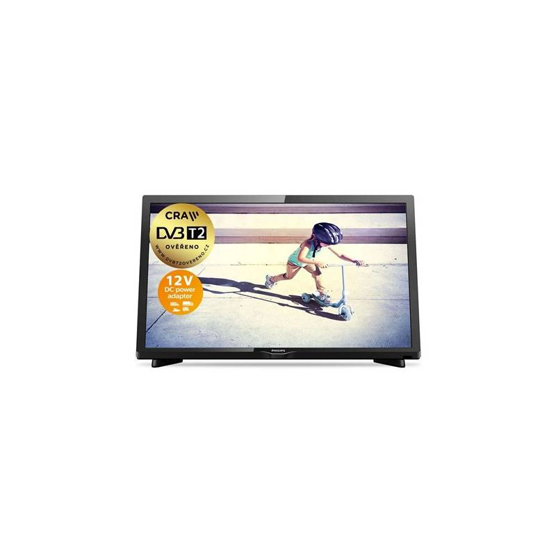 Televízor Philips 22PFS4232/12 čierna