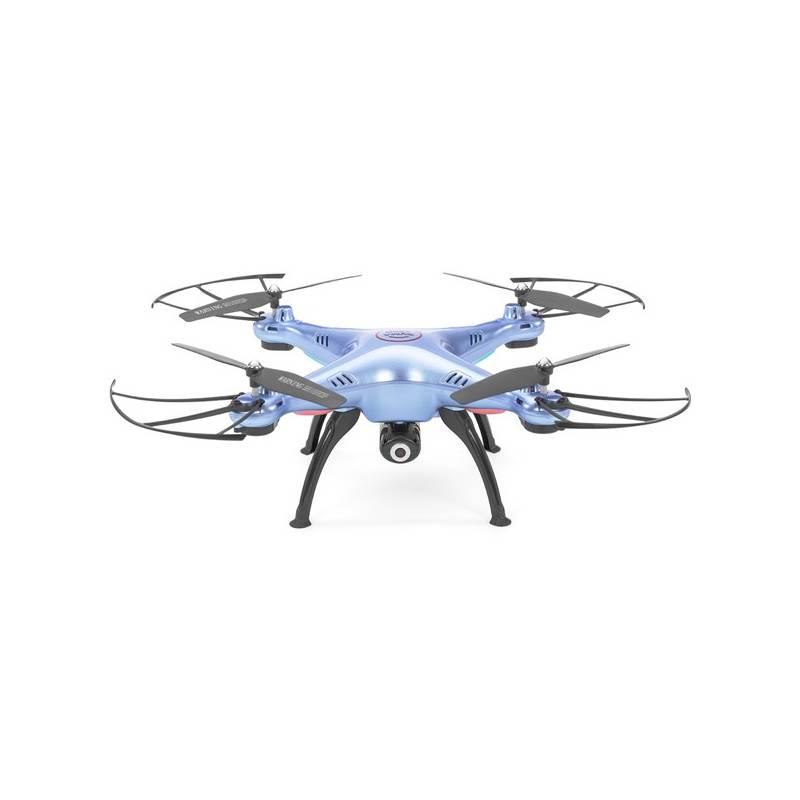 Dron SYMA X5HW 4 (SY5HWM) modrý