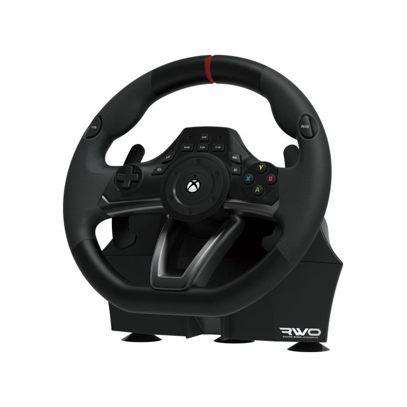 Volant HORI Racing Wheel Overdrive pro Xbox ONE, PC + pedály (ACX364321) černá