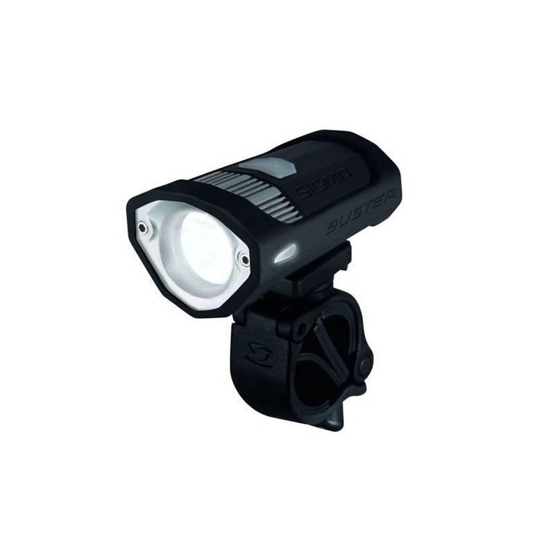 Svetlo na bicykel Sigma Buster 200 přední čierne