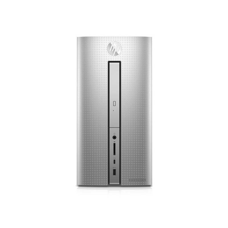 Stolný počítač HP Pavilion 570-p071nc (1JU90EA#BCM) strieborný
