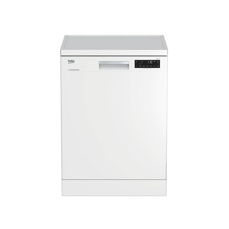 Umývačka riadu Beko DFN 39431 W biela + Doprava zadarmo