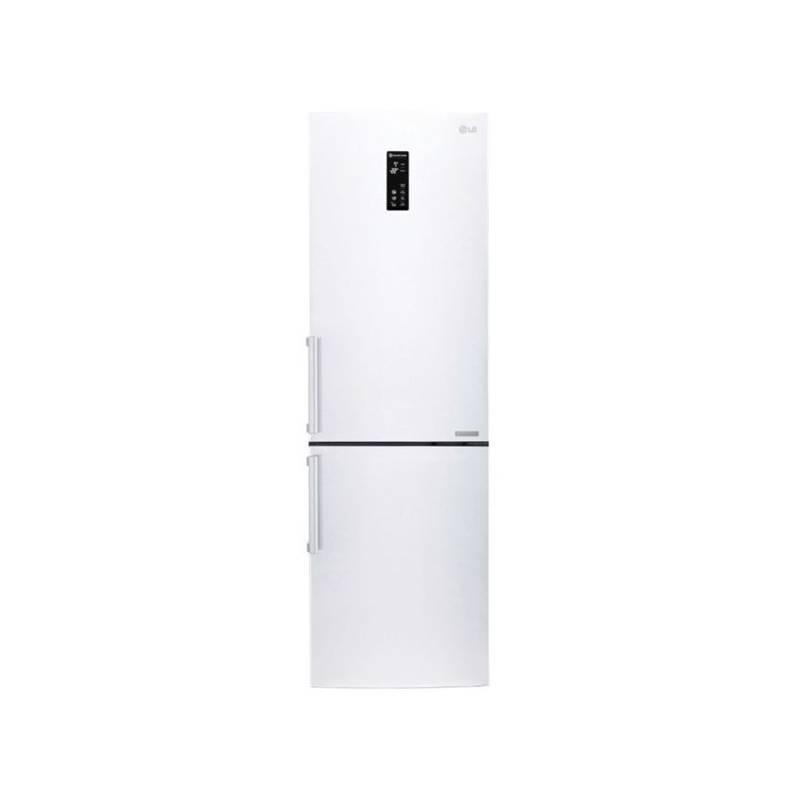 Kombinácia chladničky s mrazničkou LG GBB59SWFZB + Doprava zadarmo