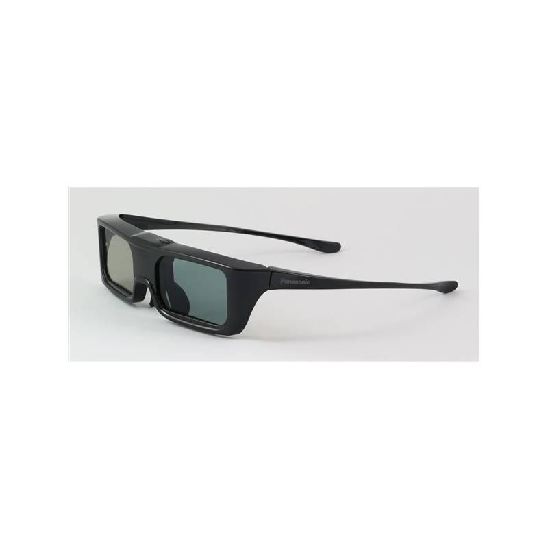 3D okuliare Panasonic TY-ER3D6ME. aktivní (TY-ER3D6ME) čierna