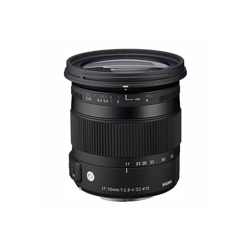 Objektív Sigma 17-70mm F2.8-4 DC MACRO OS HSM Canon čierny + Doprava zadarmo