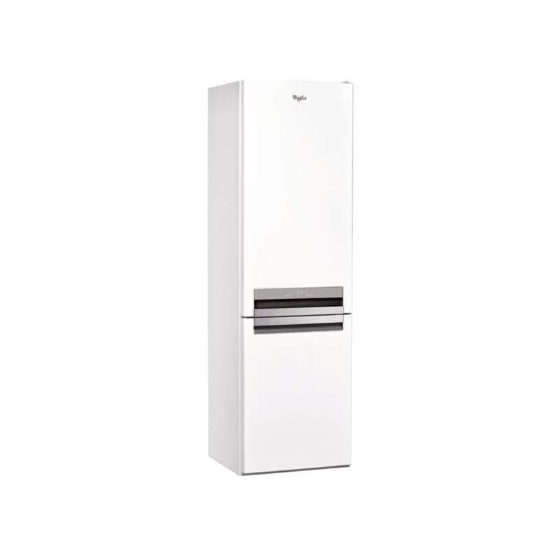 Kombinácia chladničky s mrazničkou Whirlpool BSNF 8533 W biela + Doprava zadarmo
