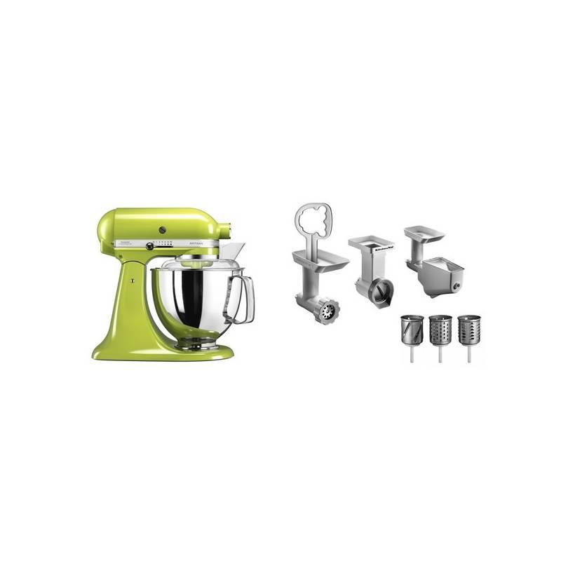 Set výrobkov KitchenAid 5KSM175PSEGA + FPPC + Doprava zadarmo