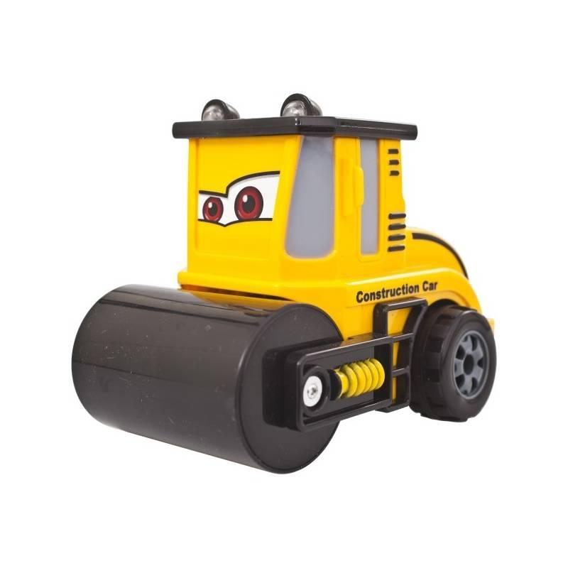 RC auto Buddy Toys BRC 00030 Roller (313379) čierne/žlté