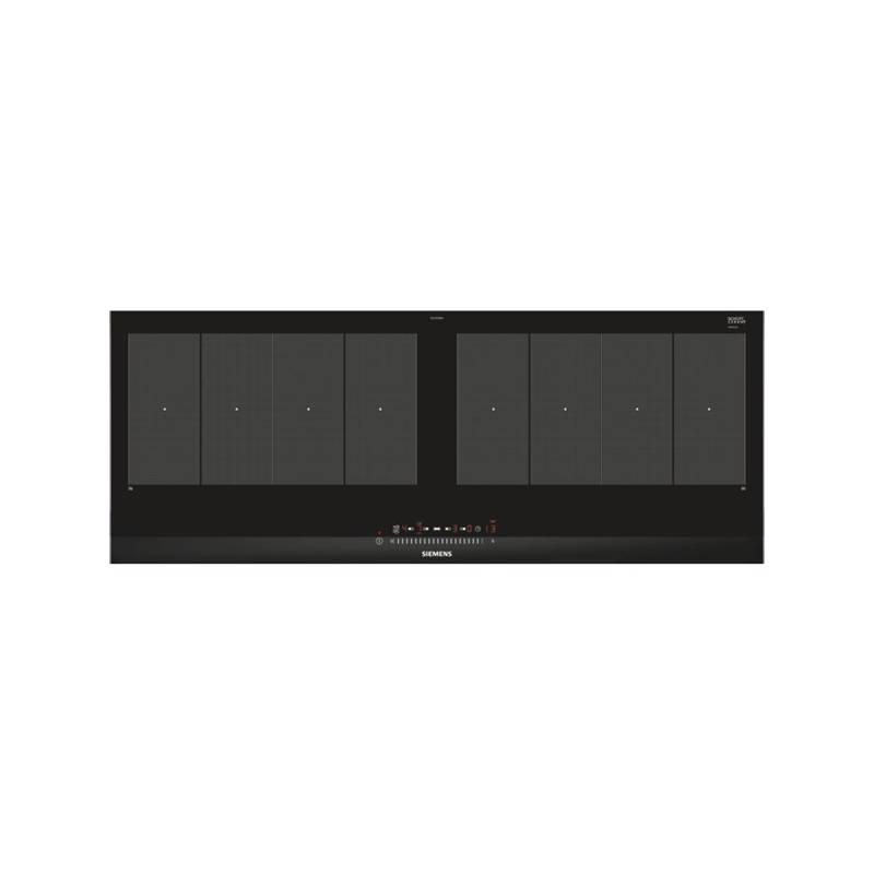 Indukční varná deska Siemens EX275FXB1E černá/nerez
