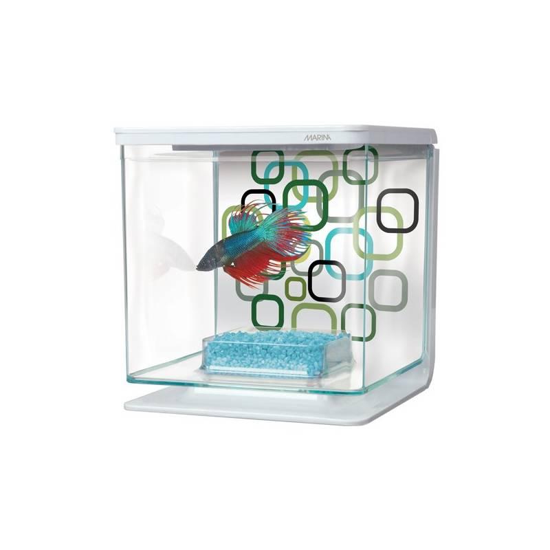 Akvárium Hagen Betta Marina Kit Geo Bubbles 2l plast