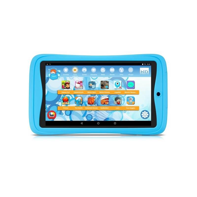 Tablet ALCATEL A3 7 KIDS 8262 (8262-2AALCZ1) čierny/modrý