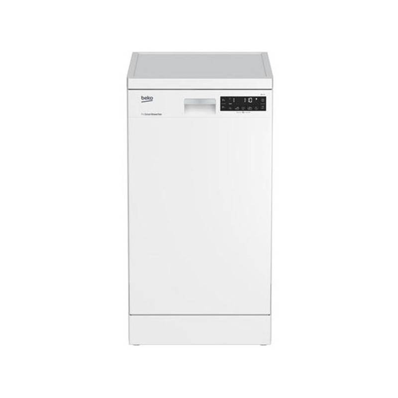Umývačka riadu Beko DFS 29030 W biela + Doprava zadarmo