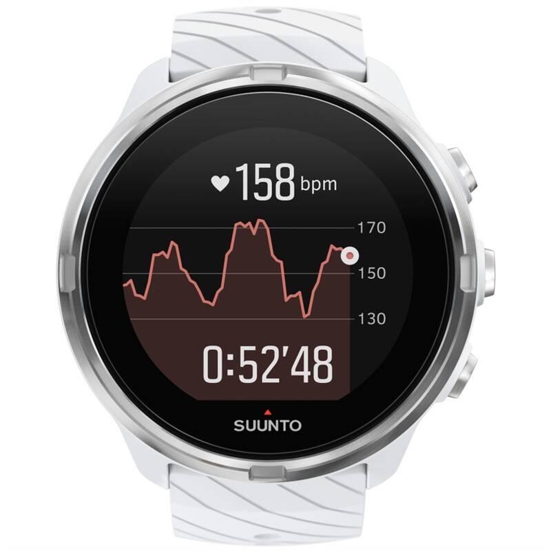 Chytré hodinky Suunto 9 - White (SS050143000)