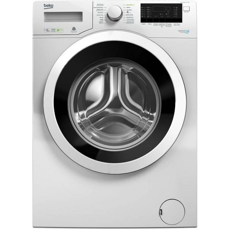 Pračka Beko Superia WMY 61083 CS PTLB1 bílá